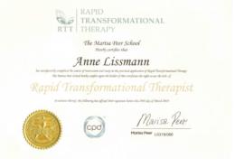Therapeutin für Rapid Transformational München